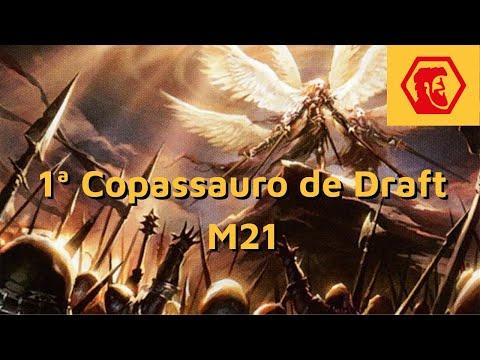 MTGA M21 1ª Copassauro de Draft!