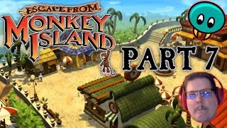 Escape from Monkey Island (PC) part 7 | MEETING OLD FRIENDS IN THE WORST PLACE