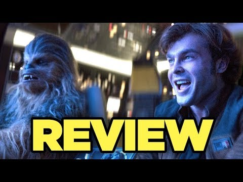 SOLO STAR WARS REVIEW #NewRockstarsNews