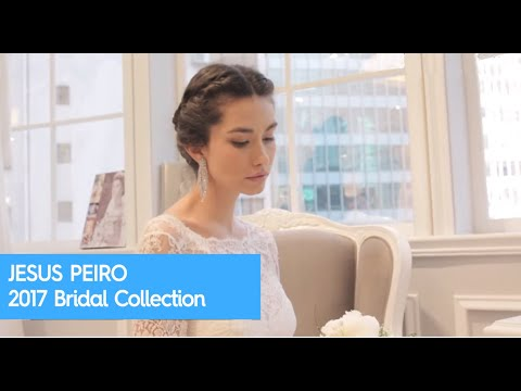 JESUS PEIRO 2017 Bridal Collection