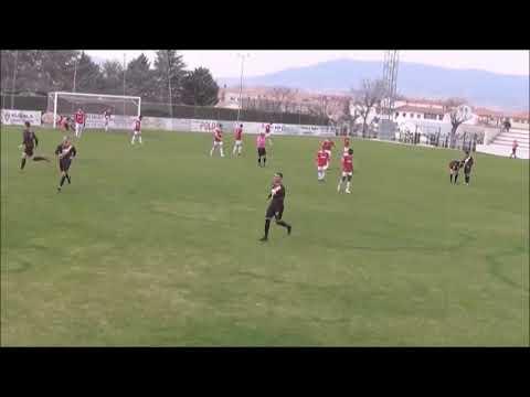 (LOS GOLES SUBGRUPO B) Jornada 20 / 3ª División / Fuente YouTube Raúl Futbolero