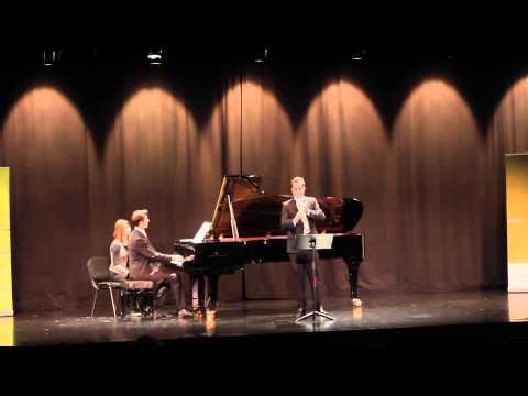 César Franck: Sonata in A Major (I mov) - Antonio García Jorge & Alexis Gournel