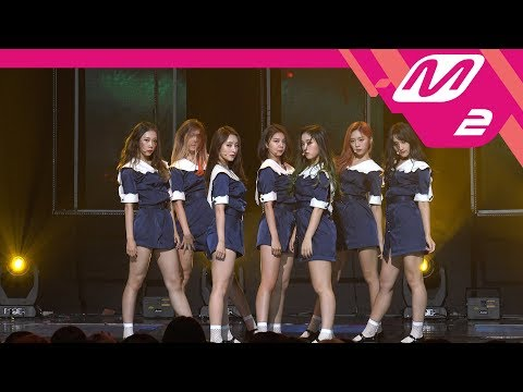 [MPD직캠] 드림캐쳐 직캠 4K '날아올라(Fly High)' (DREAMCATCHER FanCam) | @MCOUNTDOWN_2017.8.10