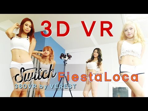 [3D 360 VR] Switch 'FiestaLoca' by (Verest) 360 VR