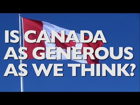 Video: Think the world needs #MoreCanada?