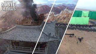 Great Wall - vizuálne efekty