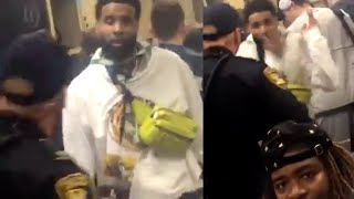 Odell Beckham Jr Issued Arrest Warrant By NOLA Police For Smacking Cops A** During LSU Celebration
