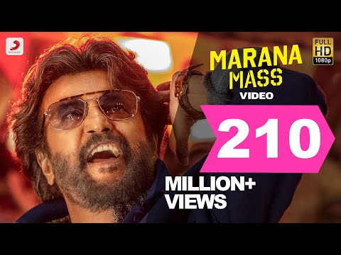 Petta---Marana-Mass-Official-Video--Tamil-