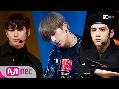 [THE BOYZ - CALL ME BABY(Original song:EXO)] Special Stage | M COUNTDOWN 190103 EP.600