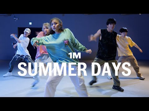 Martin Garrix - Summer Days / Yoojung Lee Choreography