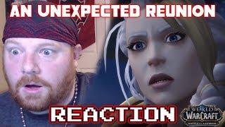 (SPOILER!) An Unexpected Reunion -World of Warcraft: BFA - Krimson KB Reacts