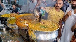 Famous Dal Pakwan of Ulhasnagar   Sindhi Breakfast   Indian Street Food