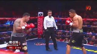 "Jaime Munguia vs Alvaro ""Tyson"" Robles"