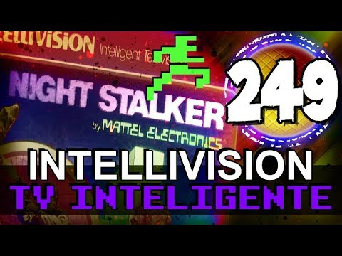 La TV Inteligente - Night Stalker (1982, Intellivision)