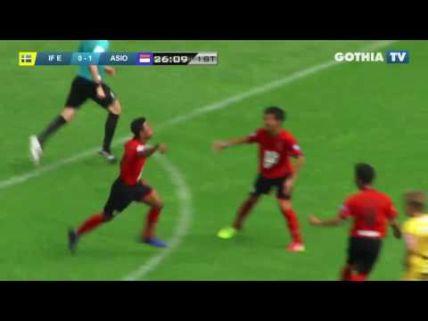 All the goals from B15 IF ELFSBORG - ASIOP APACINTI in Gothia Finals 2016