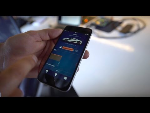 Koenigsegg Regera Electronics and Connectivity -- /INSIDE KOENIGSEGG