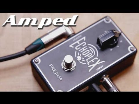 Jim Dunlop Ep101 Pedal Meets Echoplex Ep3 With Adrian Utley