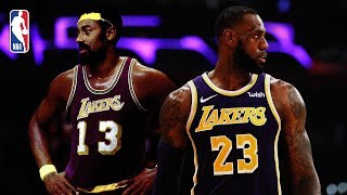 LeBron James Passes Wilt Chamberlain On All-Time Scoring List   Enters Top Five