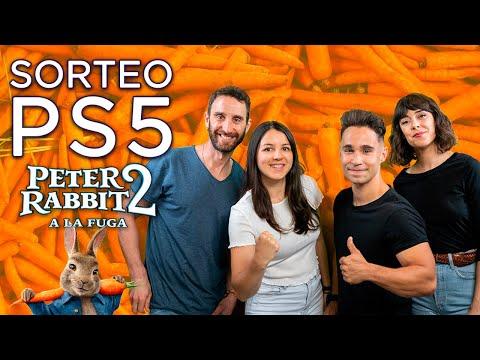 CONCURSO PS5 Peter Rabbit 2 - @ExpCaseros  con Dani Rovira y Belén Cuesta | Sony Pictures España