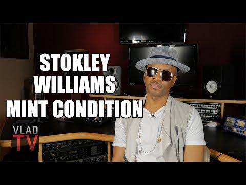 Stokley Williams on Keri Lewis Leaving Mint Condition & Marrying Toni Braxton