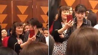 Hari Won bị tố chảnh chọe với khán giả lớn tuổi khi từ chối chụp ảnh chung