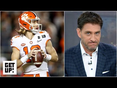 Trevor Lawrence could go pro if not for NFL eligibility rules - Mike Greenberg | Get Up!