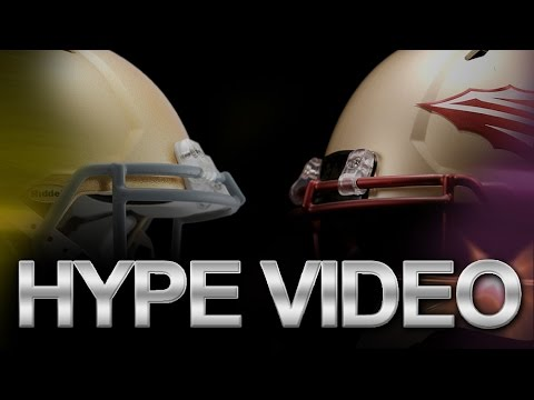 Notre Dame vs Florida State Hype Video