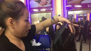 Học cắt tóc nữ cơ bản .công ty đào tạo nghề tóc ngọc thuý .0936337881