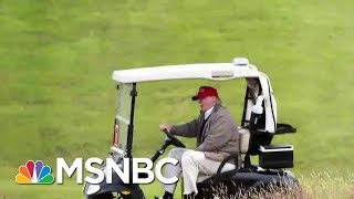 Puerto Rico Shows President Donald Trump's No 'Comforter-In-Chief' | AM Joy | MSNBC