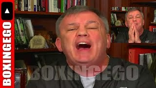 (WOW!!!) TEDDY ATLAS REMOVED PERMANENTLY FROM ESPN LIVE BOXING TELECASTS AFTER 21 YEARS