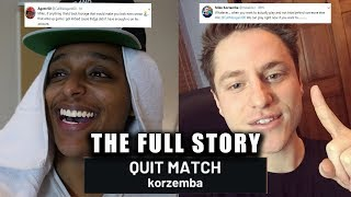 Mike Korzemba vs Agent 00 Beef: The Full Story