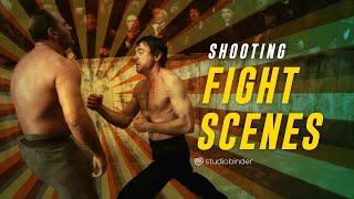 How to Shoot the Best Fight Scenes [Sherlock Holmes Analysis] #fightscenes