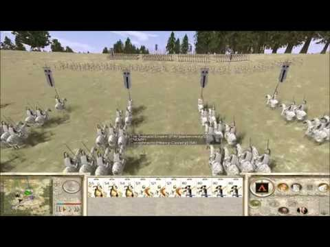 (Alexander's B-day) Free-For-All celebration (Rome Total War)
