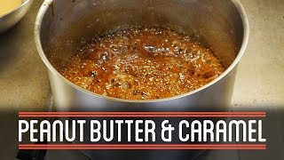 Peanut Butter & Caramel Fillings | How to Make Everything: Chocolate Bar
