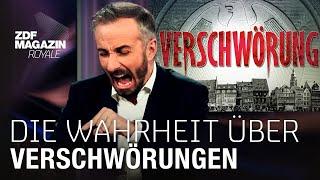 Die ganz große Verschwörung! | ZDF Magazin Royale