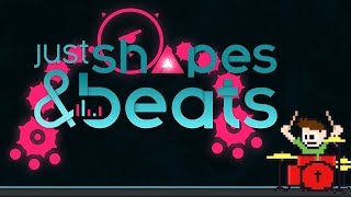 Just Shapes and Beats On Drums! -- The8BitDrummer