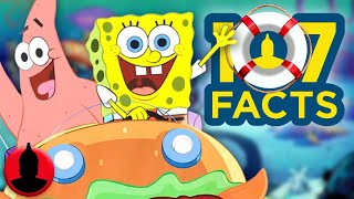 107 The SpongeBob SquarePants Movie Facts You Should Know | Channel Frederator