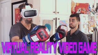 Virtual Reality Video Game | David Lopez