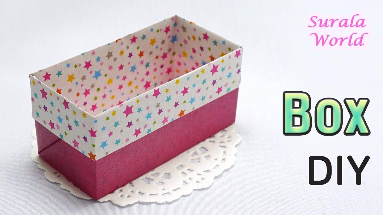 How to Fold a Traditional Origami Box - Masu Box   720x1280