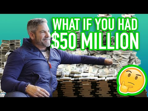 What if you had $50 Million? - Grant Cardone photo