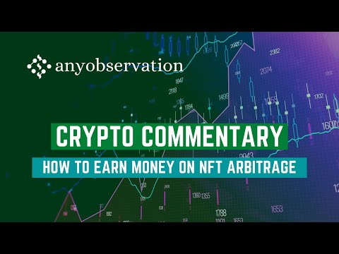 NFT Arbitrage - Earn by trading digital assets on WAX