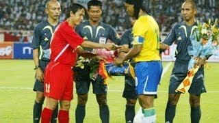 Highlights International Friendly: Việt Nam 0-2 Olympic Brazil - 01/08/2008