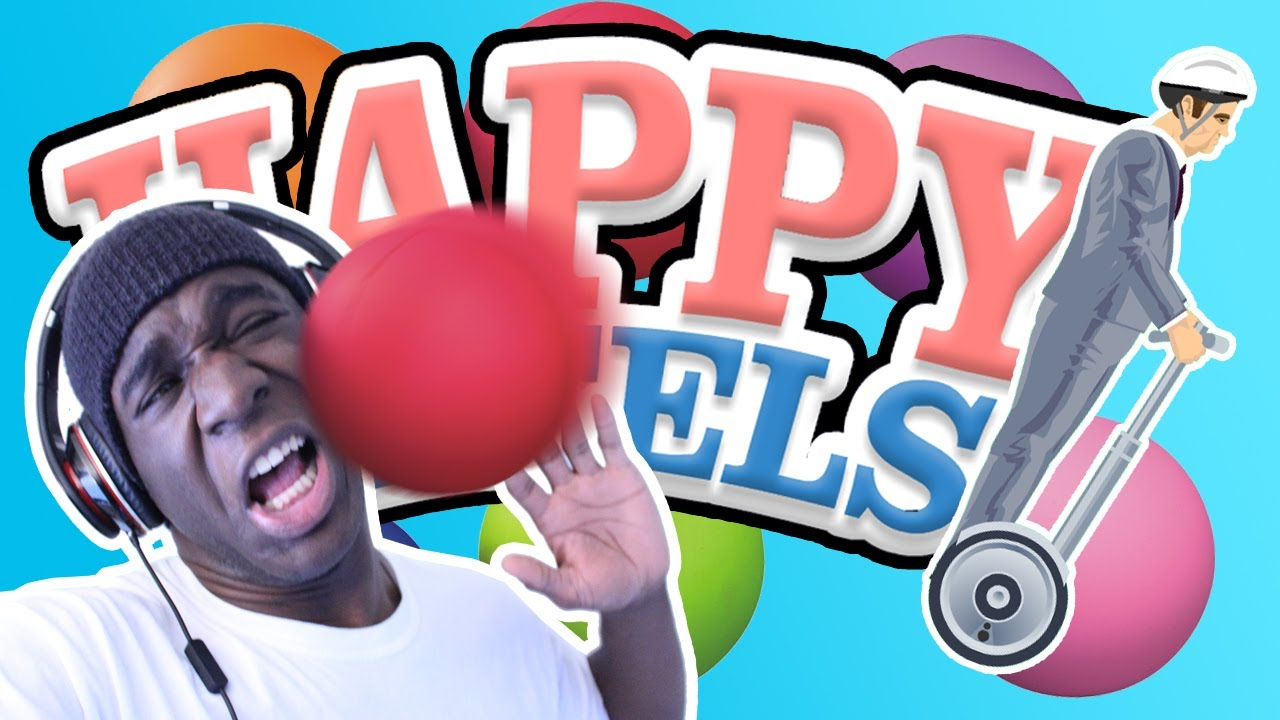 Black And Gold Games: Happy Wheels Xpertthief