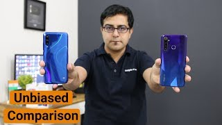 Realme 5 Pro Vs Mi A3 Detail Comparison I Which one is better.?? Unbiased Comparison