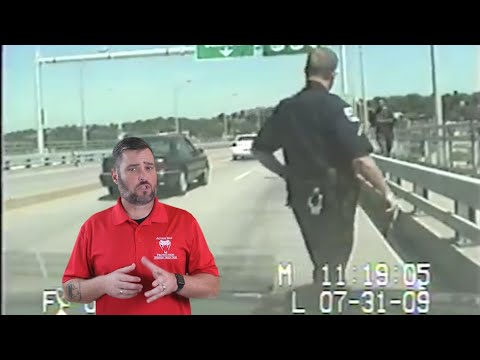 Officer Saved By Off Duty