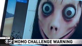 Cảnh báo nguy hại từ thử thách MOMO