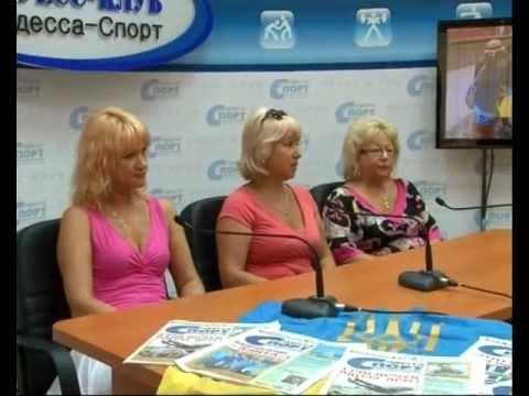 Пресс-клуб: сборная Одесской области по черлидингу