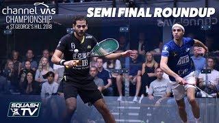 Squash: Semi-Final Roundup - Channel VAS 2018