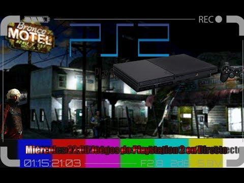 ➡Juegos de Playstation 2 Parte#2  En Directo⬅