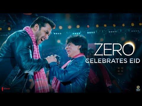 Zero - Eid Teaser - Shah Rukh Khan - Salman Khan - Aanand L Rai
